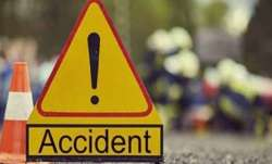 car accident ballia