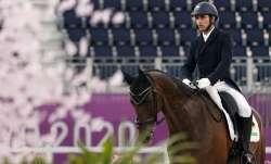 Equestrian Fouaad Mirza