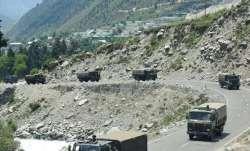 India China 12th round Corps Commander-level meeting, India china talks, india china peace lac ladak