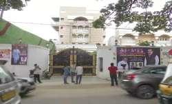 ED, Enforcement Directorate conducts searches, Karnataka Congress MLA, MLA Zameer Ahmed Khan propert