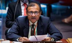 India assumes UNSC presidency