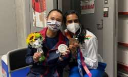 Sindhu hugged me, said she knows the feeling: Silver medalist Tai Tzu reveals Indian shuttler's gest