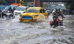 Kolkata rains