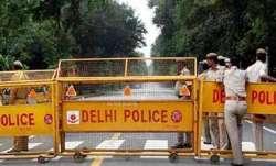 delhi police, bharat bandh, bharat bandh september 27