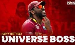 Happy Birthday 'Universe Boss' Chris Gayle