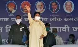 mayawati supports bharat bandh