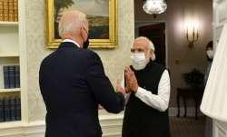 Modi in US Joe Biden meeting: 'Seeds of new Indo-US