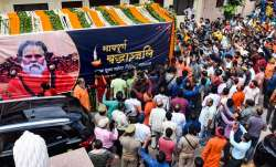 CBI takes over probe into Mahant Narendra Giri's death
