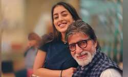Amitabh Bachchan, Navya Naveli Nanda