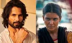 Shahid Kapoor, Samantha Akkineni, The Family man 2
