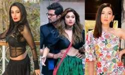 Bigg Boss OTT: Kashmera Shah, Gauahar Khan, Raqesh Bapat,  Shamita Shetty