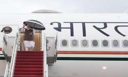 Prime Minister Narendra Modi, pm modi US arrival, pm modi us visit, modi us visit, Washington, Quad