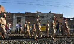 Punjab Police arrests three terrorists with weapons and