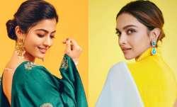 Rashmika Mandanna, Deepika Padukone