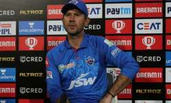 IPL 2021   Doesn't matter what we have done in first half: DC coach Ricky Ponting