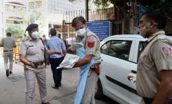 two arrested in rohini shootout case