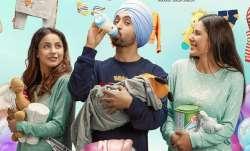 Diljit Dosanjh, Shehnaaz Gill Honsla Rakh trailer drops on Monday