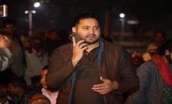 Patna court orders FIR against Tejashwi Yadav