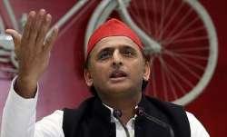 95% people don't need BJP: Akhilesh Yadav hits back at UP