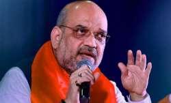 Amit shah, amit shah in kashmir, bulletproof shield, Amit Shah, amit shah in kashmir news, kashmir u
