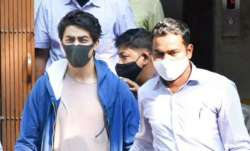 Aryan Khan Drugs Case LIVE Updates: Bombay HC to continue hearing bail plea of SRK's son & others to