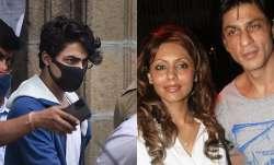 Aryan Khan, Shah Rukh, Gauri