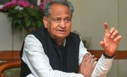 Ashok Gehlot expresses happiness over resumption of power