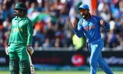 Virat Kohli-led India will take on Pakistan in their first