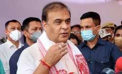 Assam Chief Minister Himanta Biswa Sarma