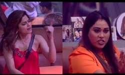 Afsana Khan and Shamita Shetty