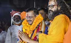 kejriwal in ayodhya