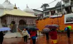 Char Dham Yatra resumes after weather clears in Uttarakhand