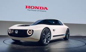 Honda is also working on a strategy to bring EVs into the