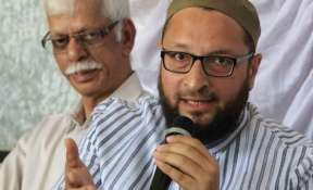 Owaisi declares support to TRS