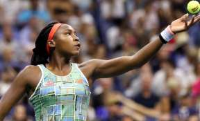 Gauff became the youngest player to win a WTA tournament