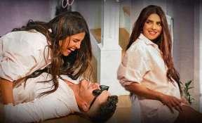 Priyanka Chopra raises heat in husband Nick Jonas' new song 'What A Man Gotta Do'