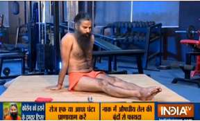 Relieve lower back pain and body ache with yoga, pranayam: Swami Ramdev