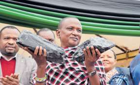 Tanzania miner strikes rich