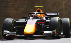 F2: Jehan Daruvala bounces back with points and podium in Baku