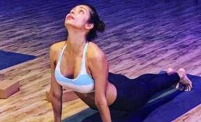 On International Yoga Day 2021, Malaika Arora guides your yoga journey