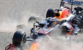 max verstappen, verstappen hamilton crash, formula one,