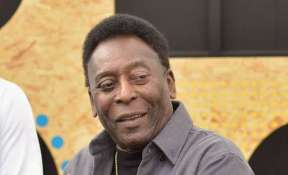 Pele back in ICU: Football legend continues to battle colon tumor