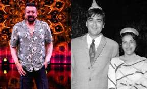 Sanjay Dutt opens up about life lessons his parents Sunil Dutt and Nargis taught him