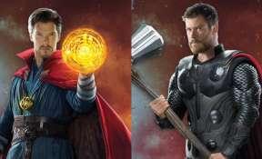 Doctor Strange, Thor