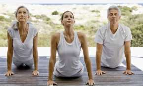Exercise more for better fitness after retirement