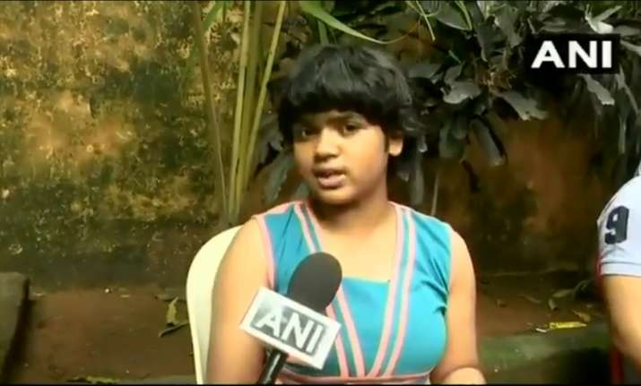 Mumbai high rise fire: Brave schoolgirl's tips ensure