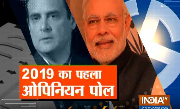 India TV CNX Opinion Poll 2019: Can BJP manage to win big