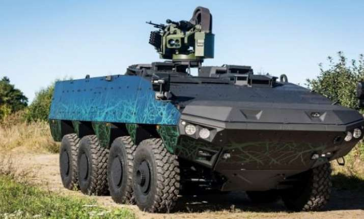 Future Infantry Combat Vehicles