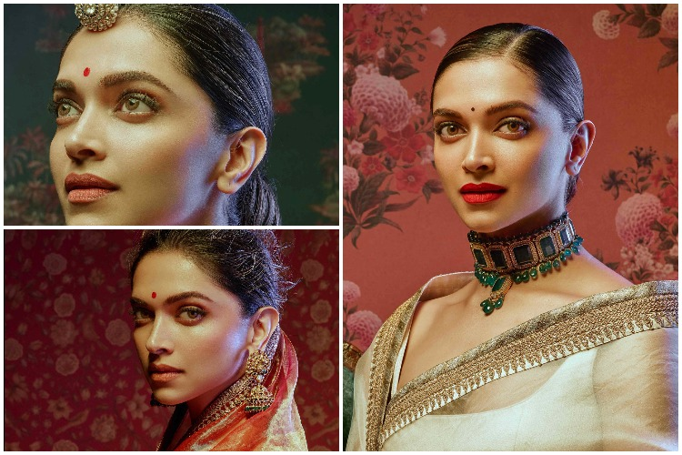 Deepika in Nilaya collection
