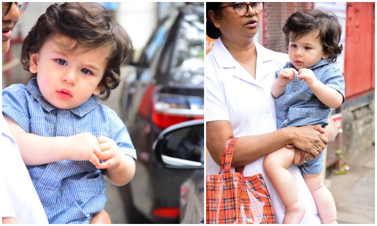 Kareena Kapoor's son Taimur Ali Khan is cuteness overload ...